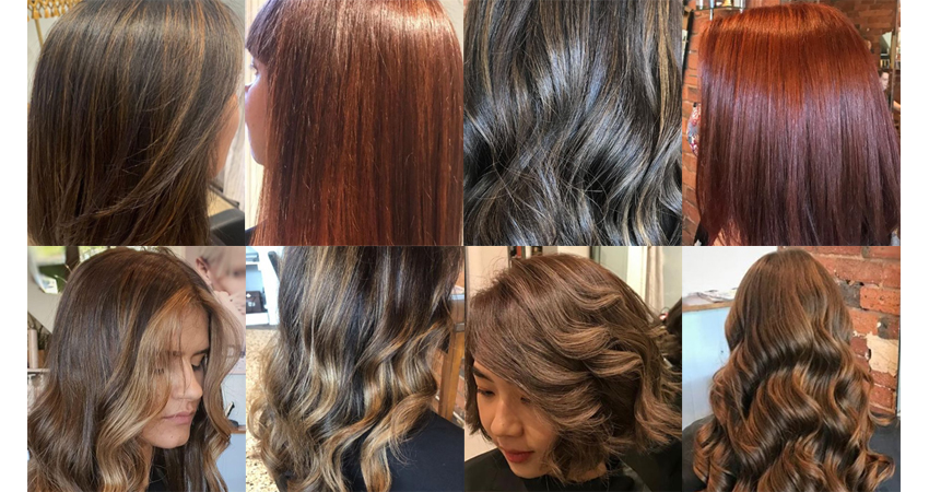 Melbourne's hair off bellair (Kensington VIC) - Colouring (brunette and red hair)